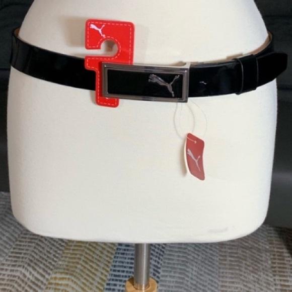 Puma Accessories - 🔷Unisex🔷 New Leather Puma Belt.  Size L//95CM